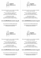 Click on this image to download Sheffield Babywearers flyers, 4 to an A4 page